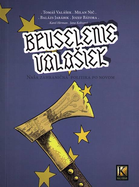Obal knihy Bruselenie valašiek