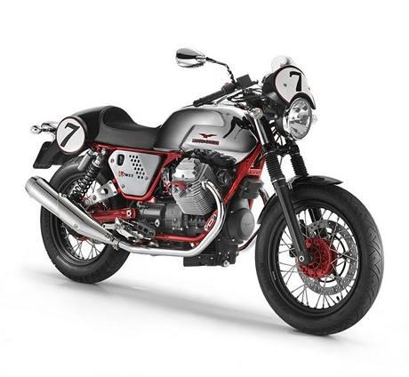 Moto Guzzi V 75 Racer