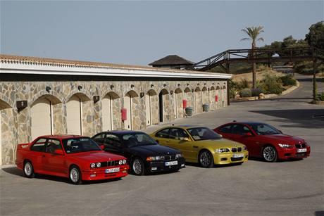 BMW M3 slaví 25 let