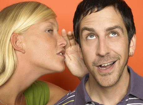 Malá tajemství vztahu rozhodně neuškodí...