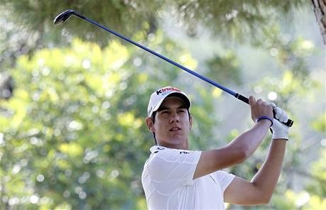Matteo Manassero, čtvrté kolo Castelló Masters 2010.