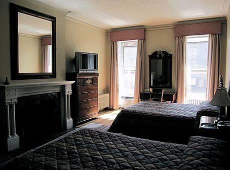 Standardní pokoj v hotelu Chelsea