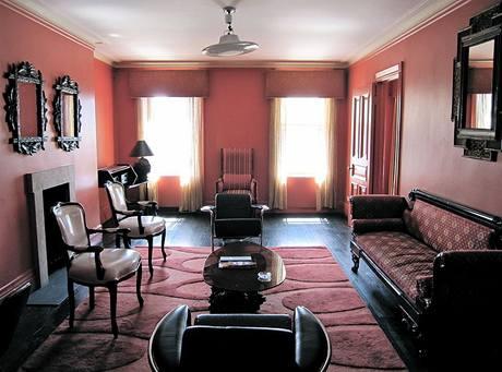 Apartmá v hotelu Chelsea