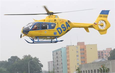 Rozšíření Avion Shopping Parku se bojí obyvatelé blízkého sídliště i piloti vrtulníků záchranné služby.