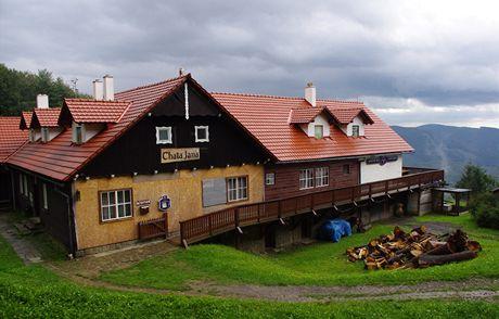 Chata Jana na Mikulčině vrchu
