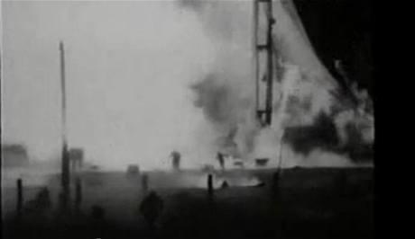 Nehoda rakety R-16
