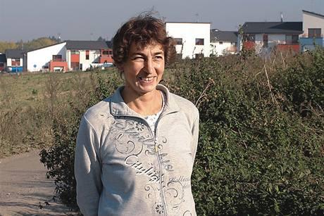 Eva Svobodová, obyvatelka Říčan