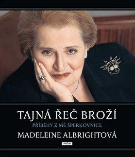 Přebal knihy Madeleine Albrightové