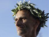 ULTRAMARATONEC. Německý běžec Jürgen Mennel uběhl za měsíc 2200 kilometrů.