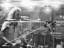 Bluesberry Petara Introviče na Rock´n´rollových Velikonocích v Lucerně v roce 1978.
