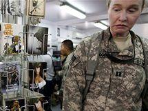 Život na americké základně v Kandaháru