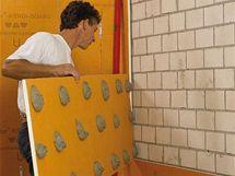 Kerdi-Board je univerzální obkladová a konstrukční deska