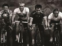 Kalendář Dukly 2011 - březen: Cyklisté ASC Dukla