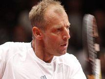 Thomas Muster si ve 43 letech zahrál turnaj ATP