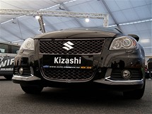 Autoshow Praha 2010. Suzuki Kizashi