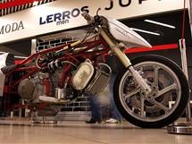 Honda SP2 kompresor