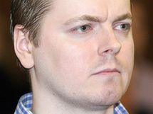 David Vaculík, odsouzen na 22 let