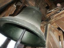 Zvon Augustin na Bílé věži v Hradci Králové