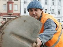 Rekonstrukce náměstí ve Dvoře Králové nad Labem