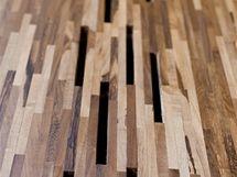Průmyslová mozaika Guaiavira - detail
