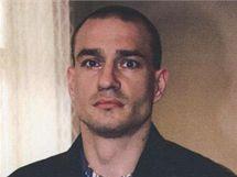 Hledaný vězeň Jiří Pešek z Brna, který dnes utekl z budovy prostějovského okresního soudu.