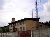 Trojmezí - kasárna