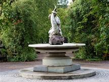 Londýn, romantické zákoutí v Hydeparku