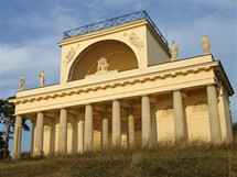Lednicko-valtický areál, Apollónův chrám