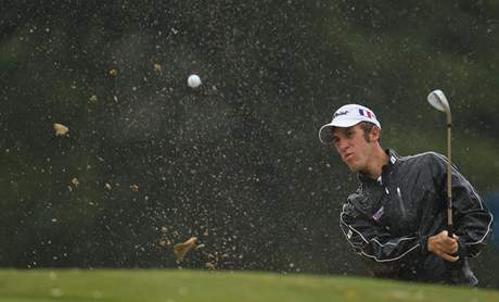 Romain Wattel, člen vítězného francouzského týmu na mistrovství světa amatérů.