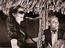 Jana Doleželová ve svém kubánském kalendáři