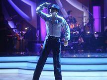 Pavel Kříž jako Michael Jackson
