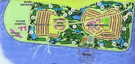 Šanghajský golfový links projektoval Jack Nickalus.