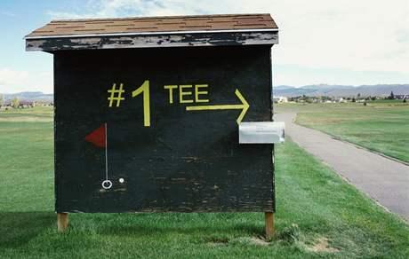 Golf - ilustrační.