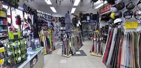 KB sport HK, spol. s r. o. - prodejna