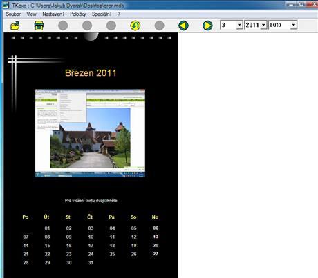 Kalender TKexe