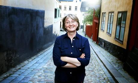 Životní partnerka spisovatele Stiega Larssona Eva Gabrielssonová. Že by stála za jeho knihami právě ona?