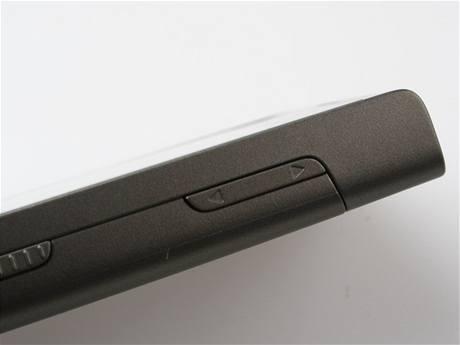 Recenze Nokia 5250 detail