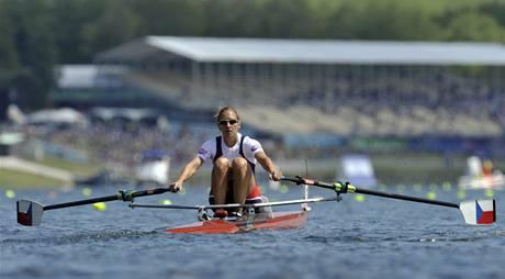 Miroslava Knapková na mistrovství světa na Novém Zélandu