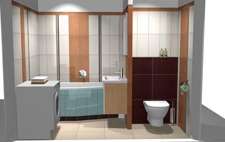 Varianta koupelny: série Paris
