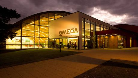 Luxusní hotel je mimo jiné přímo propojený se sportovním centrem Omega.
