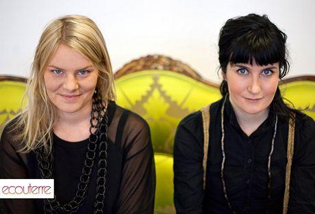 Švédské designérky Terese Alstinová a Anna Hauptová navrhly airbag pro cyklisty