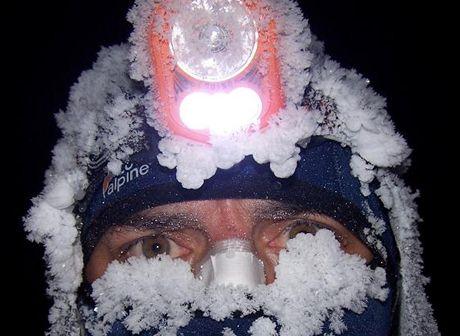 Jan Kopka, Iditarod 2007 - Aljaška