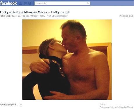 Fotografie ze soukromého alba Miroslava Macka na Facebooku
