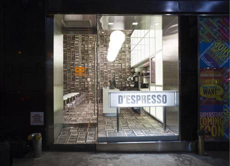 Cílem studia Nemaworkshop bylo vytvoření do očí bijícího interiéru, který by přilákal turisty i spěchající manažery