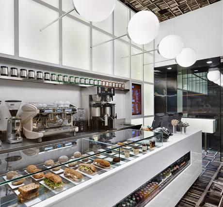 Majitel kavárny Eugen Kagansky plánuje vytvořit celou síť podobně unikátních kaváren