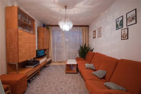 Panelový byt ze sedmdesátých let koupila Věra v roce 2002. Nikdy jej nerekonstruovala