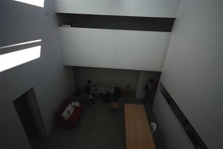 Minimum nábytku a zařízení je pro japonské domácnosti typické