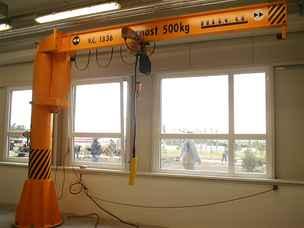 FERRO OK, s.r.o. - jeřáby a ocelové konstrukce projektování, výroba, montáž. Jeřáby mostové jedno i dvounosníkové.