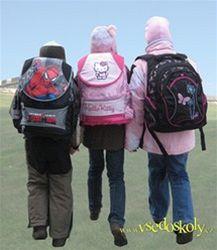 DĚTSKÝ E-SHOP - vše do školy - děti