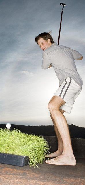 Golf-ilustrační.